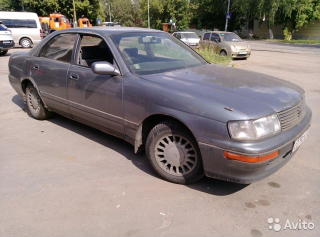Toyota Кроун 1994 #7
