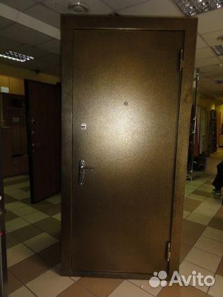 железные сейфовые двери для квартиры