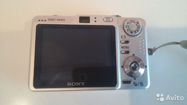 SONY DSC-W50 DRIVERS WINDOWS 7