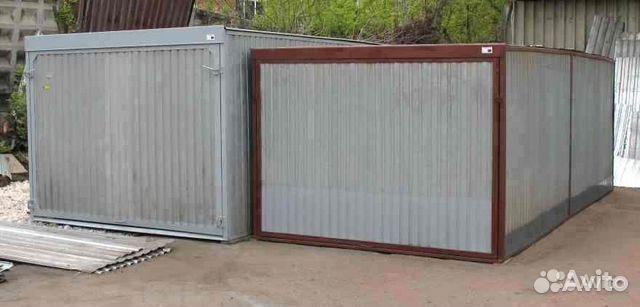 Купить гараж пенал липецк авито подъемные ворота гаража купить