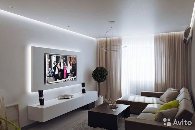 дизайн гостиной в квартире фото 18 кв.м