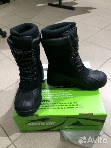 51688009c Зимние ботинки снегоход Arctic Cat Advantage женск— фотография №1