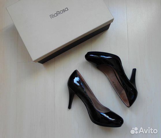 5ad8e9506 Лаковые туфли RiaRosa(Эконика) р.36.5, почти новые | Festima.Ru ...