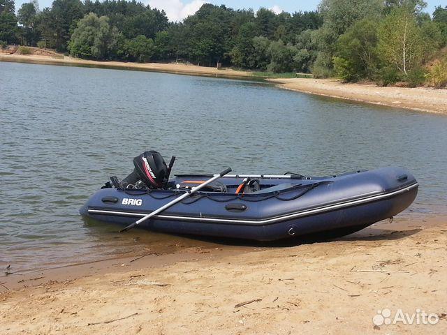 лодка бриг балтик в 380 цена