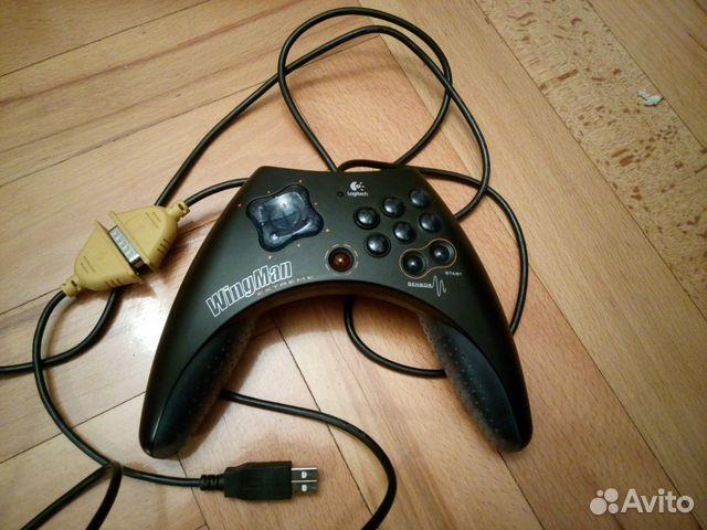 Logitech WingMan Gamepad Extreme Driver