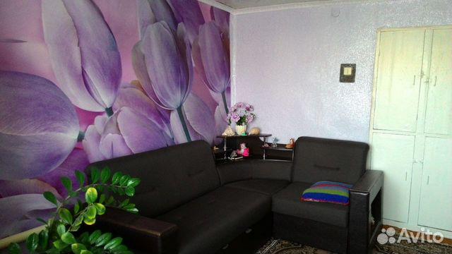 3-к квартира, 54.3 м², 2/2 эт.