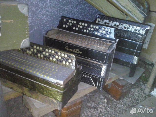 Запчасти к аккордеонам и баянам купить 1