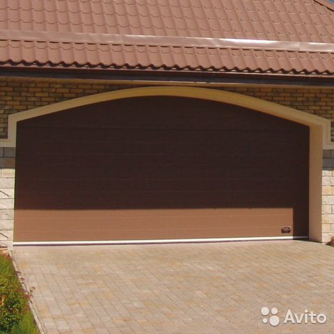 ворота автоматические гаражные туймазы