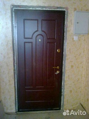 установка металлической двери район строгино