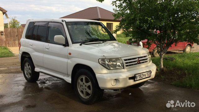 mitsubishi pajero off road в краснодарском крае