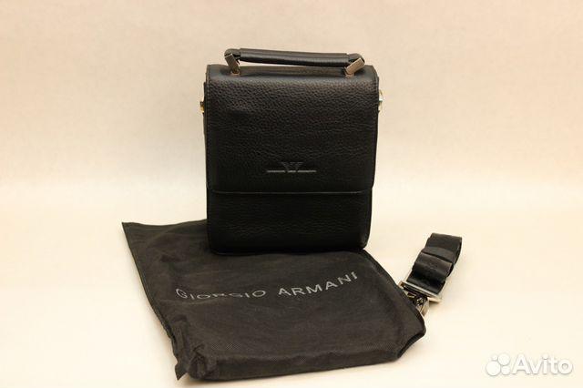 fb88f788c79a Мужская сумка-планшет Giorgio Armani   Festima.Ru - Мониторинг ...