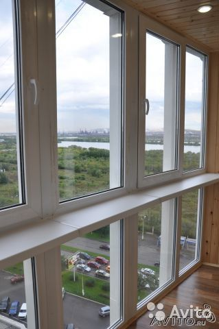 Профессиональное остекление и отделка балконов купить в Челя.