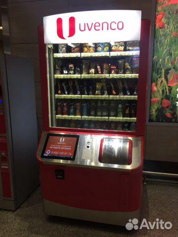 Торговые автоматы спб