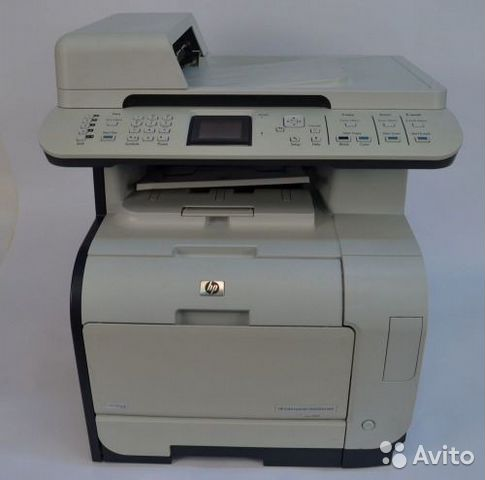 Hp laserjet cm2320nf scan software