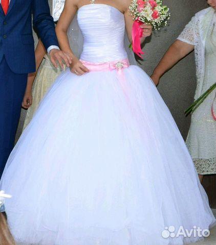 Свадебное платье энгельс авито
