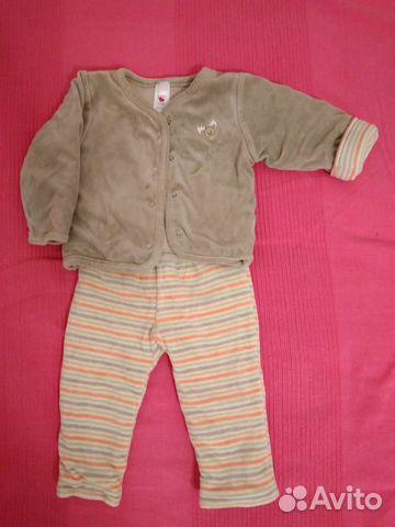 9a7f742dee3d Плюшевый костюм на мальчика, р. 68-74 или 6-9 мес   Festima.Ru ...