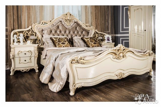 спальни джоконда беж юг мебель купить в республике чечня на Avito