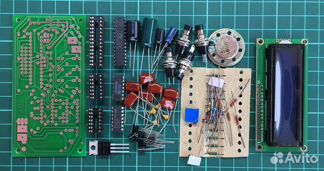 Металлоискатель Clone Pi(W-AVR). Набор для сборки 89123576345 купить 2