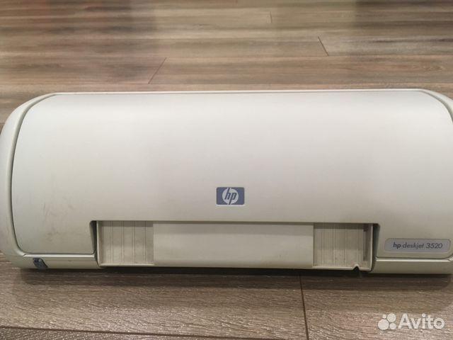 Принтер струйный HP deskjet 3520