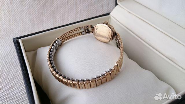 Женские наручные часы Bulova Accutron Винтаж 89525003388 купить 8