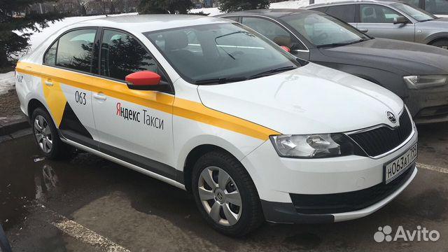 аренда skoda такси