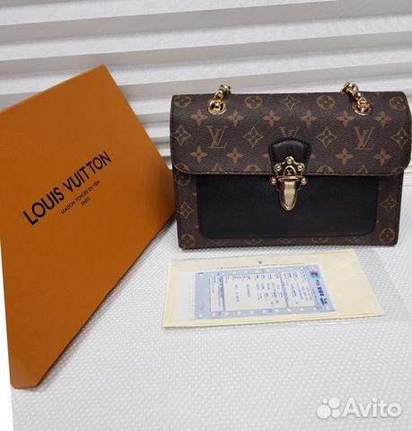43e394a6403c Сумка Louis Vuitton Victoire Луи Витон Виттон Лв   Festima.Ru ...
