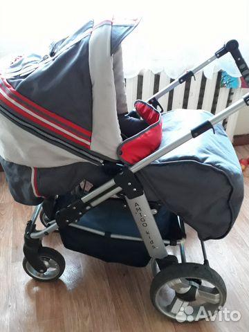 Детская коляска 89081430257 купить 1