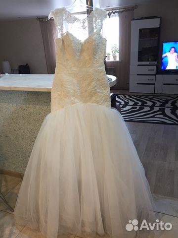 Платье свадебное купить 1