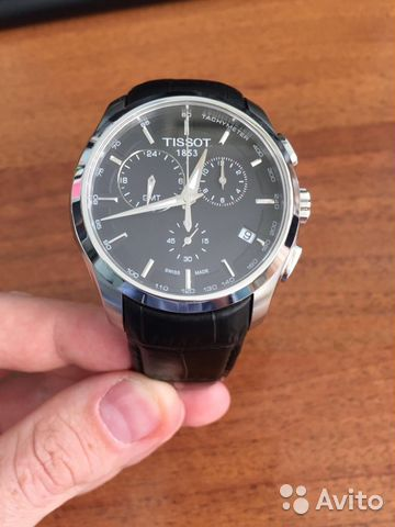 Часы швейцарские Tissot (оригинал)   Festima.Ru - Мониторинг объявлений f8633a5cadb
