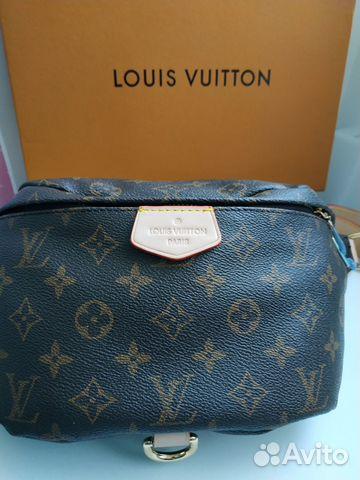 bad5b9524df7 Сумка Louis Vuitton кожа 261 | Festima.Ru - Мониторинг объявлений