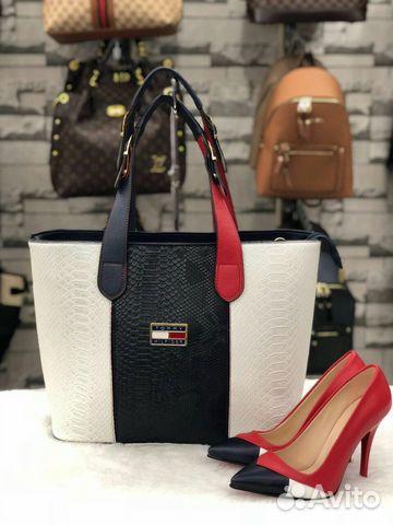Продам новую сумку бренд Tommy Hilfiger— фотография №1. Адрес  Кемеровская  область ... db0a4659e2586