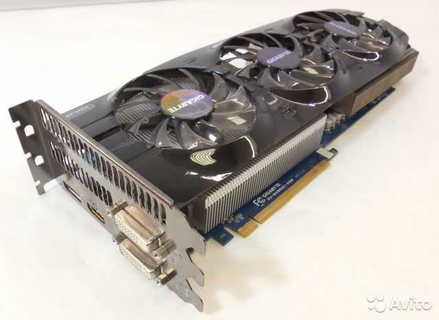 Gigabyte GeForce GTX 680 4GB