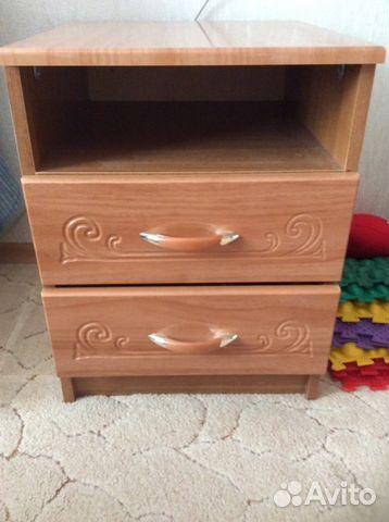 комплект мебели для спальни бу купить в рязанской области на Avito
