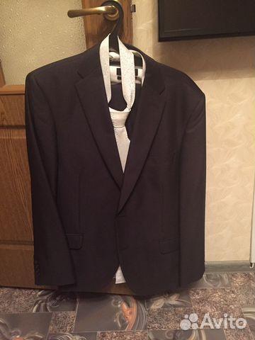 d4c90495359c542 Костюм, рубашка и галстук 54-56 размер | Festima.Ru - Мониторинг ...