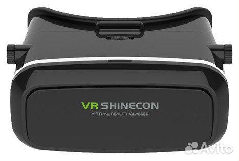 Очки виртуальной реальности VR shinecon купить в Республике Удмуртия ... 35866477c558b