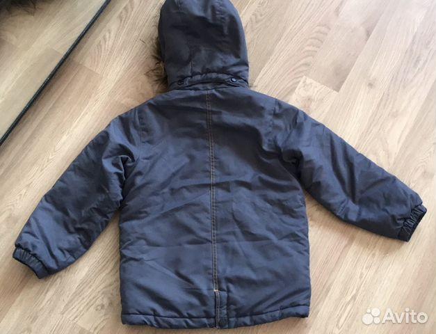 Куртка из Детского Мира зимняя 89103853434 купить 3