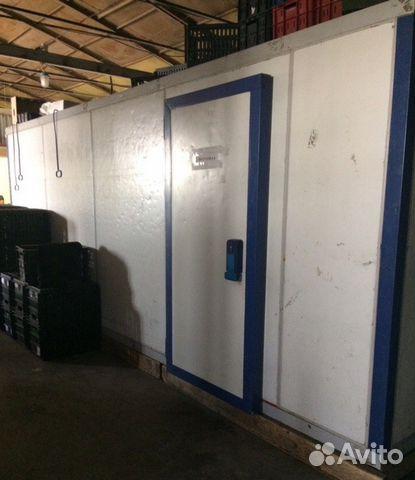 Холодильная камера б/у шип-паз 21,7 куб.м 89290400536 купить 1