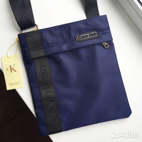 44ef1dbef8ba Мужская сумка через плечо Calvin Klein купить в Ярославской области ...