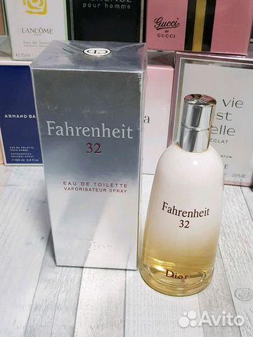 Christian Dior Fahrenheit 32 200мл Festimaru мониторинг