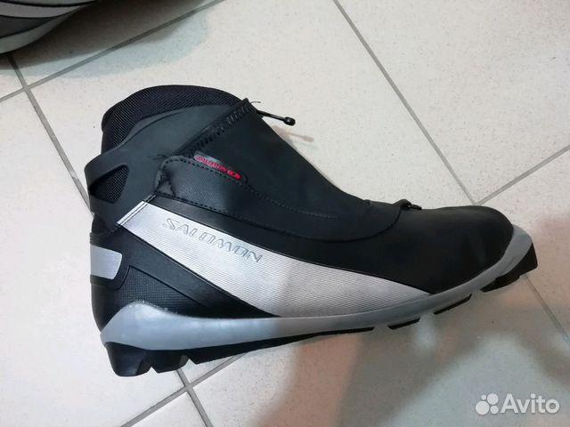 6f976a30d7af Ботинки для беговых лыж salomon купить в Саратовской области на ...