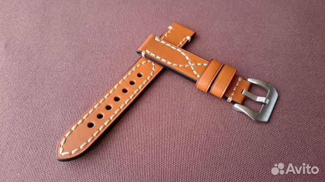 Ремешки для часов из натуральной кожи 89525003388 купить 5