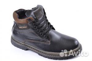 Зимние подростковые ботинки 89834153118 купить 1