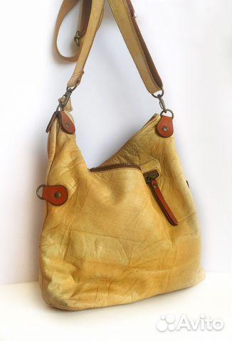 Tasche aus echtem Leder 89005772111 kaufen 2