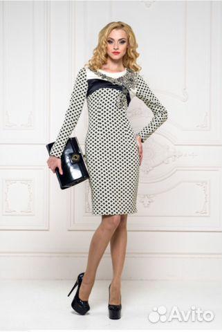 7d869f63978 Платье трикотажное Iren Klairie