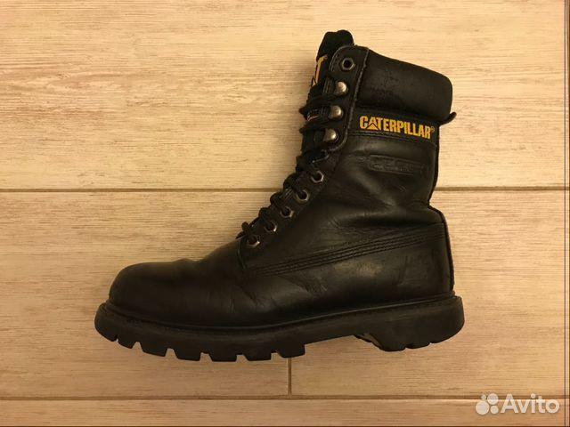 Ботинки Caterpillar оригинал кожа р.38 почта купить в ... 73c9f481b4083