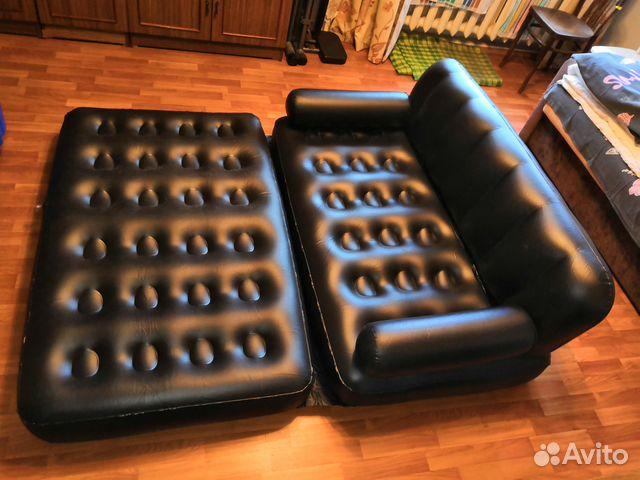 надувной диван кровать купить в санкт петербурге на Avito