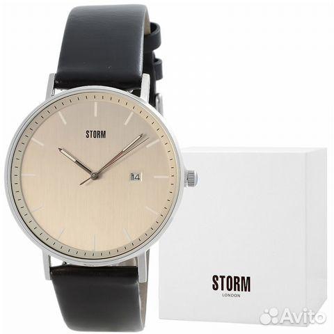 fd1aa58fc7c7 Мужские наручные часы Storm clyde silver 47349   Festima.Ru ...