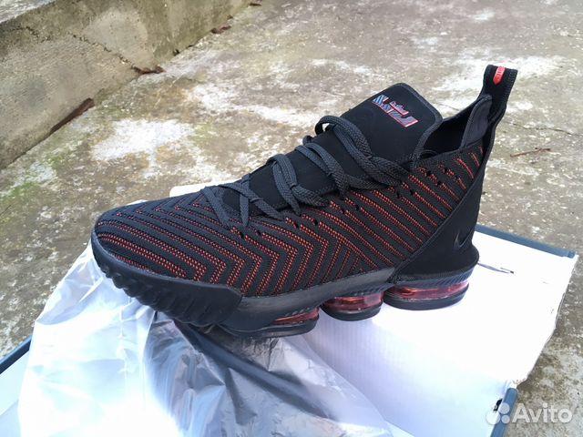 494abe5d Продам Nike LeBron 16 | Festima.Ru - Мониторинг объявлений