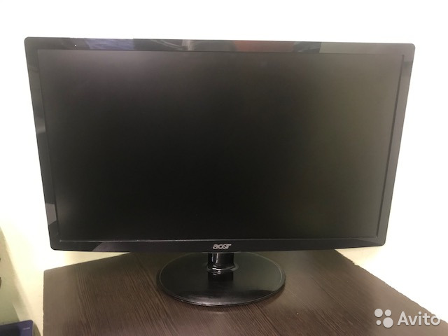 Acer S232HL Monitor Windows 8 Driver