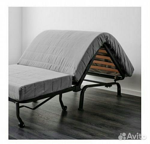 кресло кровать Ikea икея ликселе каркас чехол Festimaru